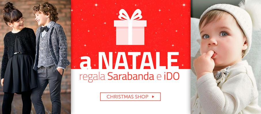 A Natale regala Sarabanda e iDO