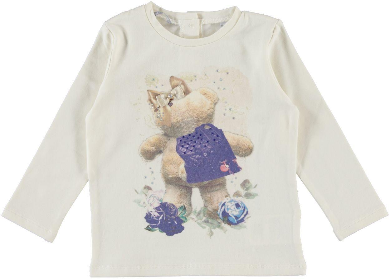 A Di Stampa 6 Mesi Maglietta Manica Lunga Per Bambina Da Cotone Con 0wkXnZNOP8