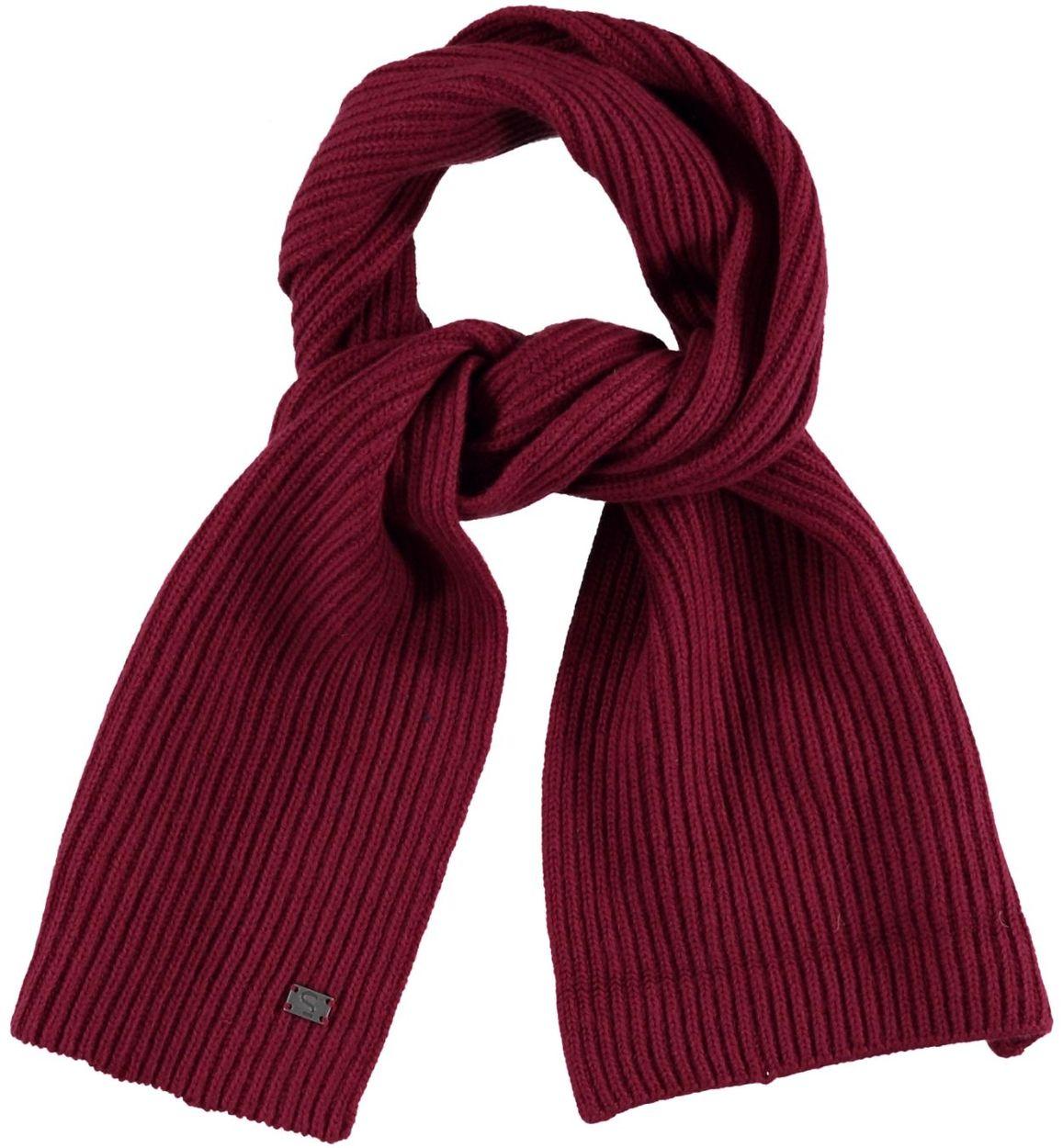 Sciarpa in tricot con lavorazione a coste larghe per bambino da 6 mesi a 7  anni Sarabanda 9e9a6dd1779f