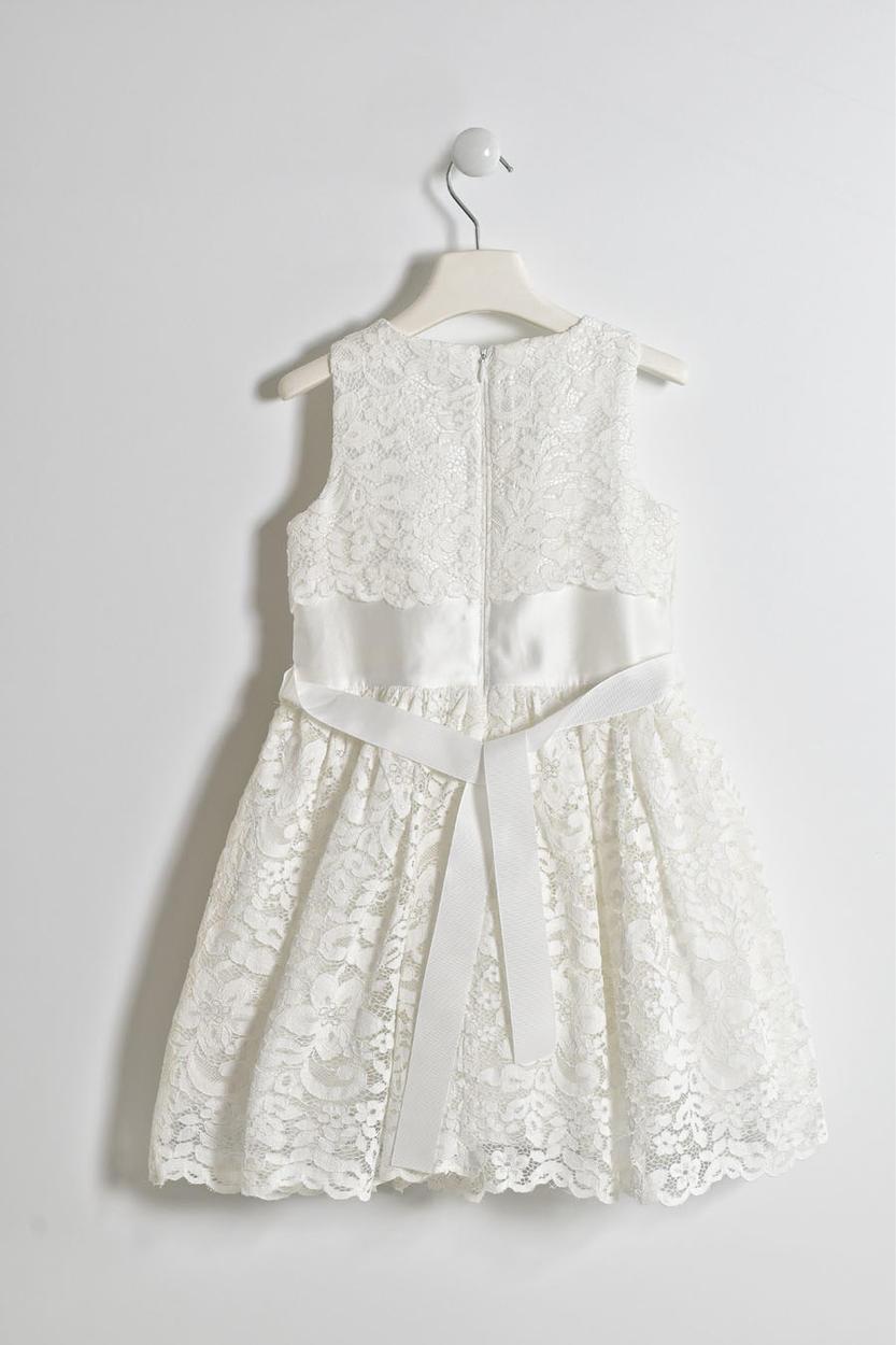 Vestiti Cerimonia Bimba 7 Anni.Elegante Vestito Smanicato Cerimonia Per Bambina Da 6 A 16 Anni