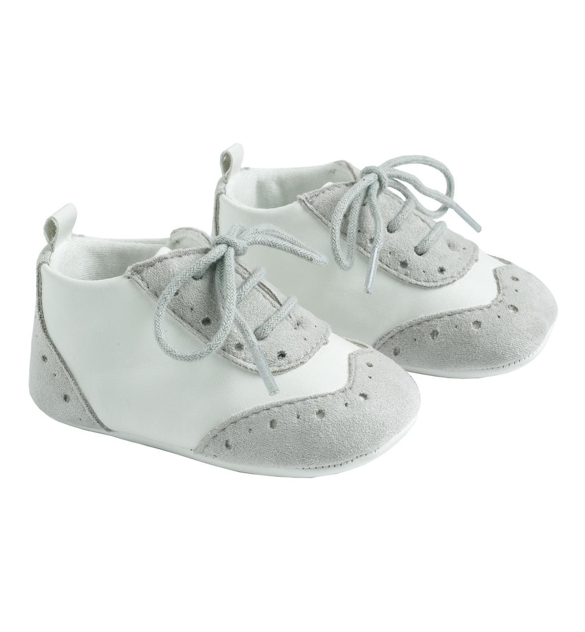 scarpe da ginnastica a buon mercato a684d 50d37 Eleganti scarpine neonato in ecopelle da 0 a 24 mesi Minibanda