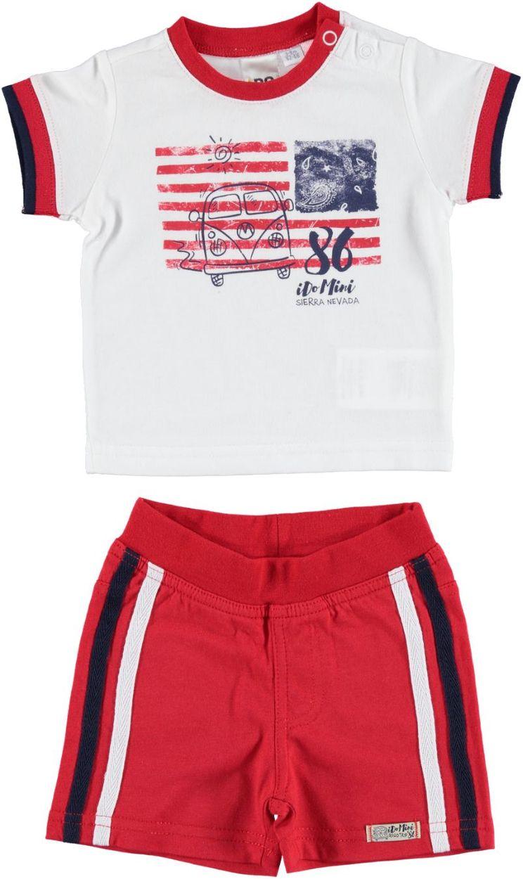 Fresco completo in jersey leggero 100% cotone per neonato da 0 a 18 mesi iDO 337361ef9c7a