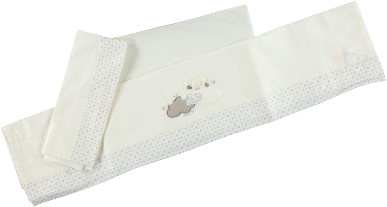 Parure di lenzuola cotone per culla per neonato da a