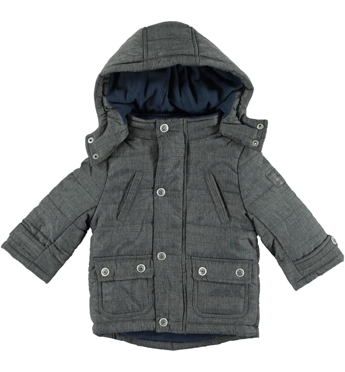 nuovo arrivo fcac6 47e59 Giubbotto bambino lunghezza metà coscia vestibilità da 6 a 36 mesi iDO