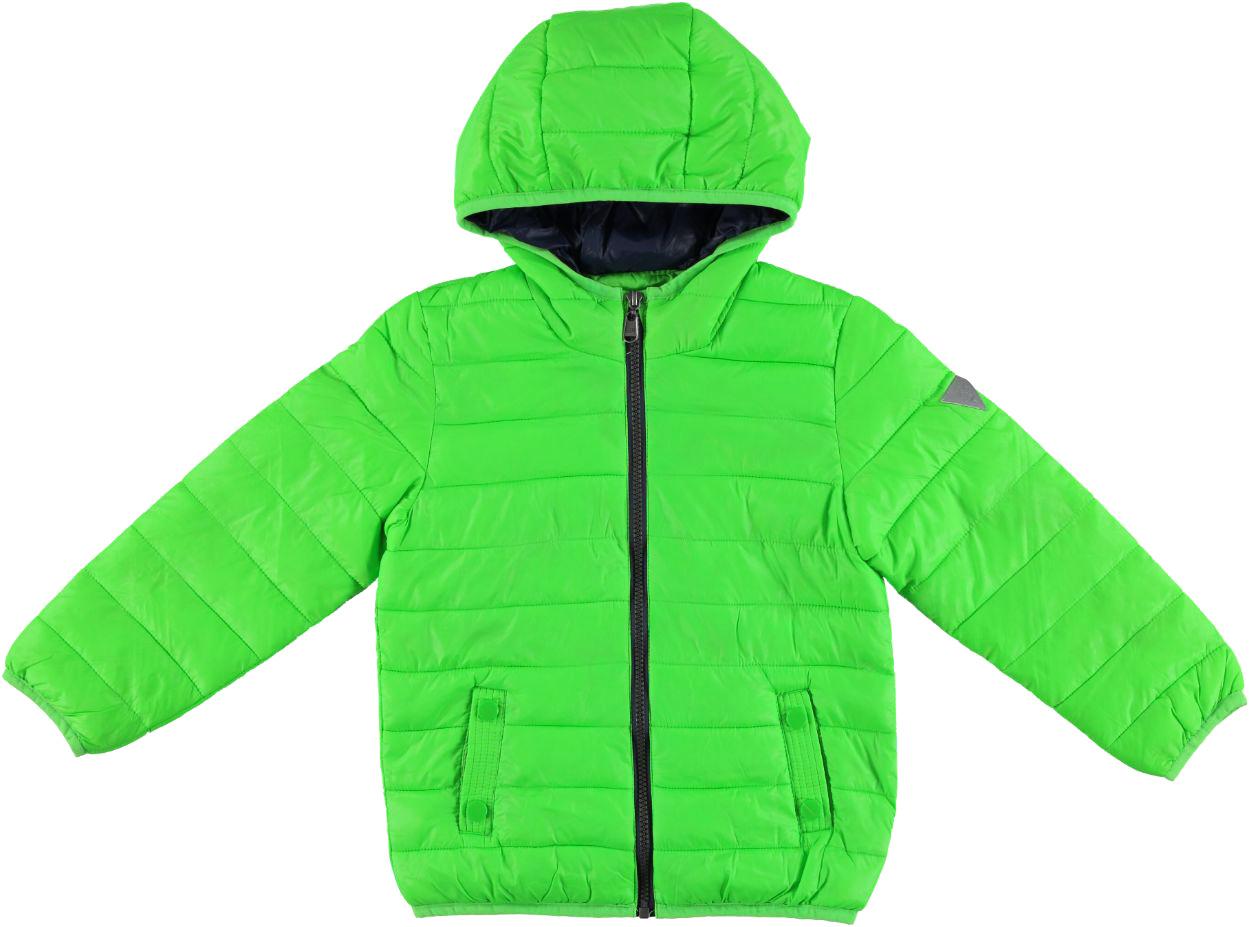 best website f699d 578f6 Giubbotto piumino bambino con cappuccio vestibilità da 3 a 16 anni iDO