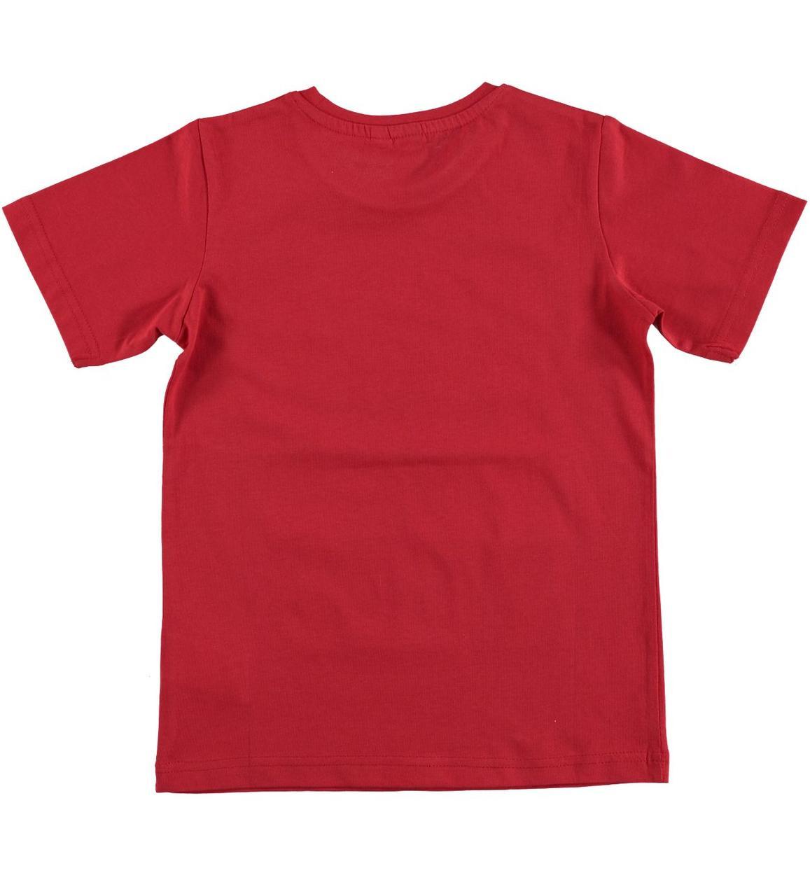 T-shirt 100% cotone ispirata al mondo del basket per bambino da 3 a ... 884844b29eb4