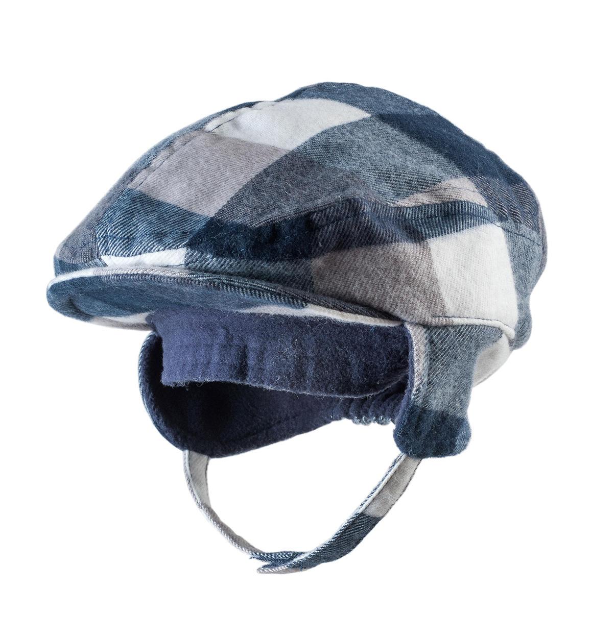 costruzione razionale originale a caldo vero affare Cappello modello coppola con paraorecchie per bambino da 0 a 18 mesi iDO