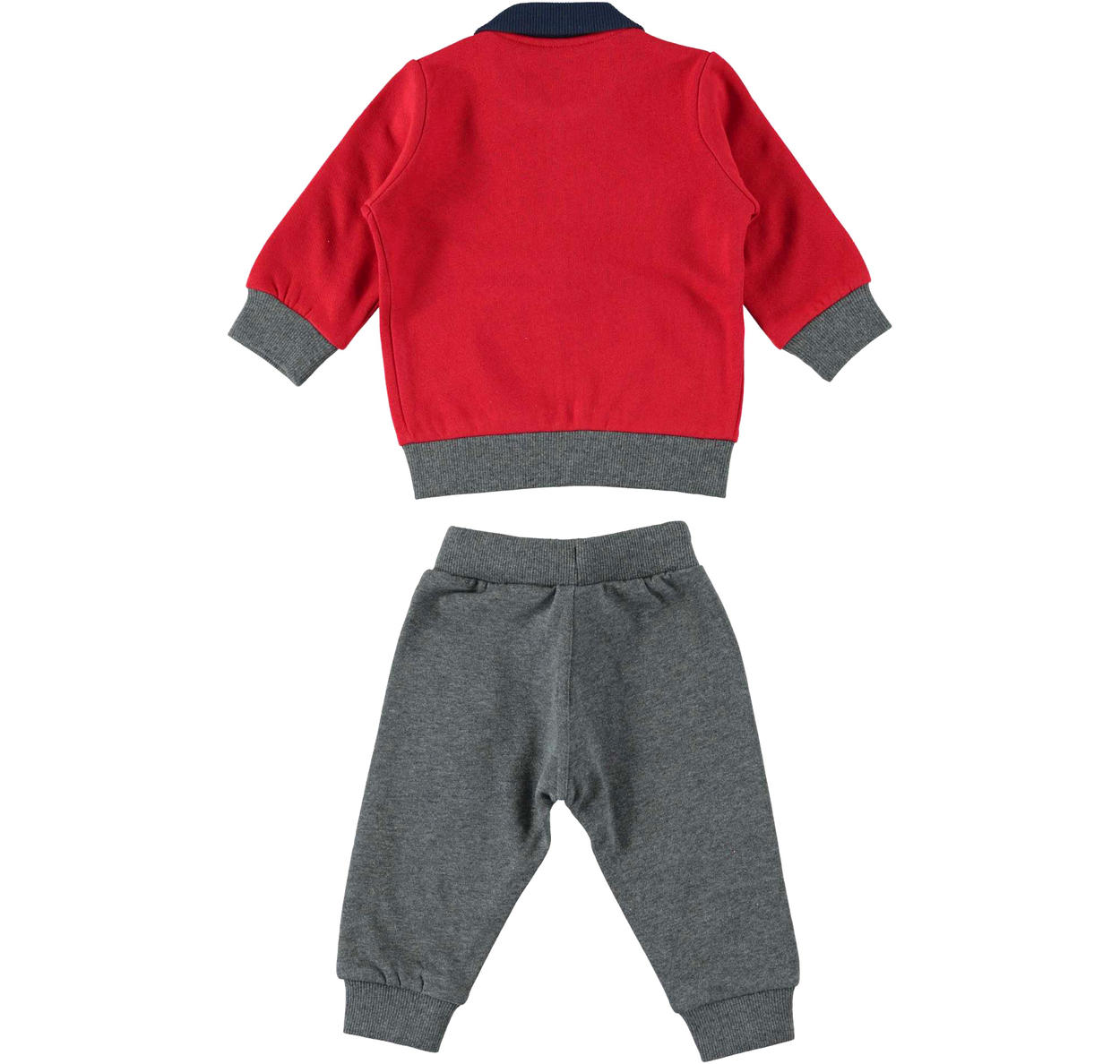 17df627d25 Tuta in felpa ideale per l'autunno inverno per bambino da 6 a 36 mesi iDO