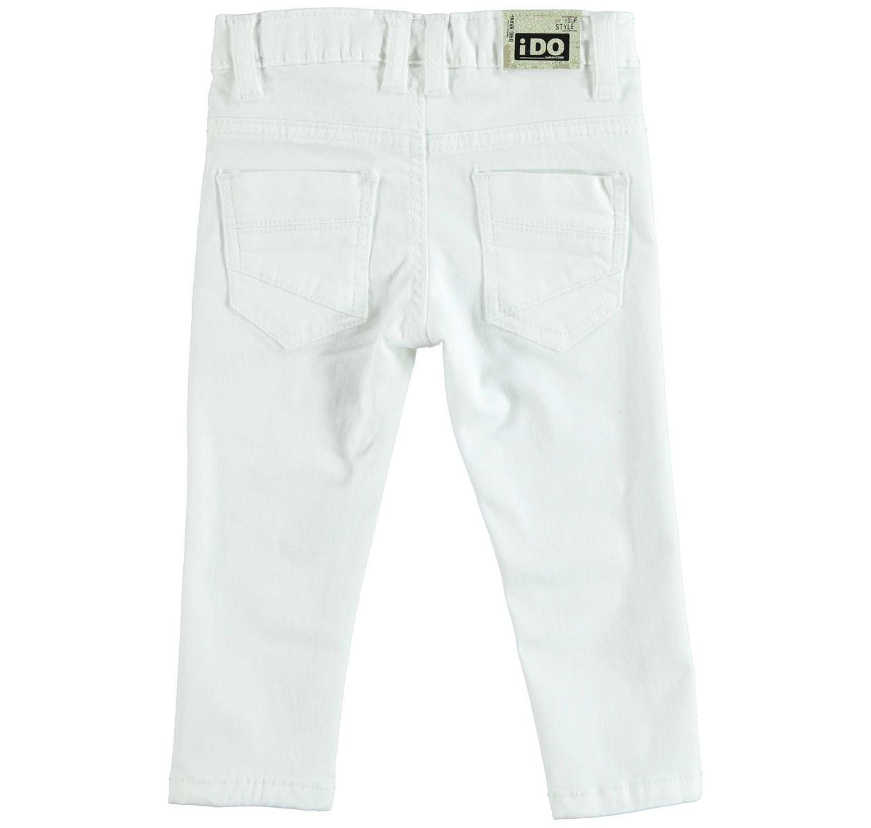 selezione premium f07fe 5c8da Pantalone slim fit tinta unita per bambino per bambino da 6 mesi a 7 anni  iDO