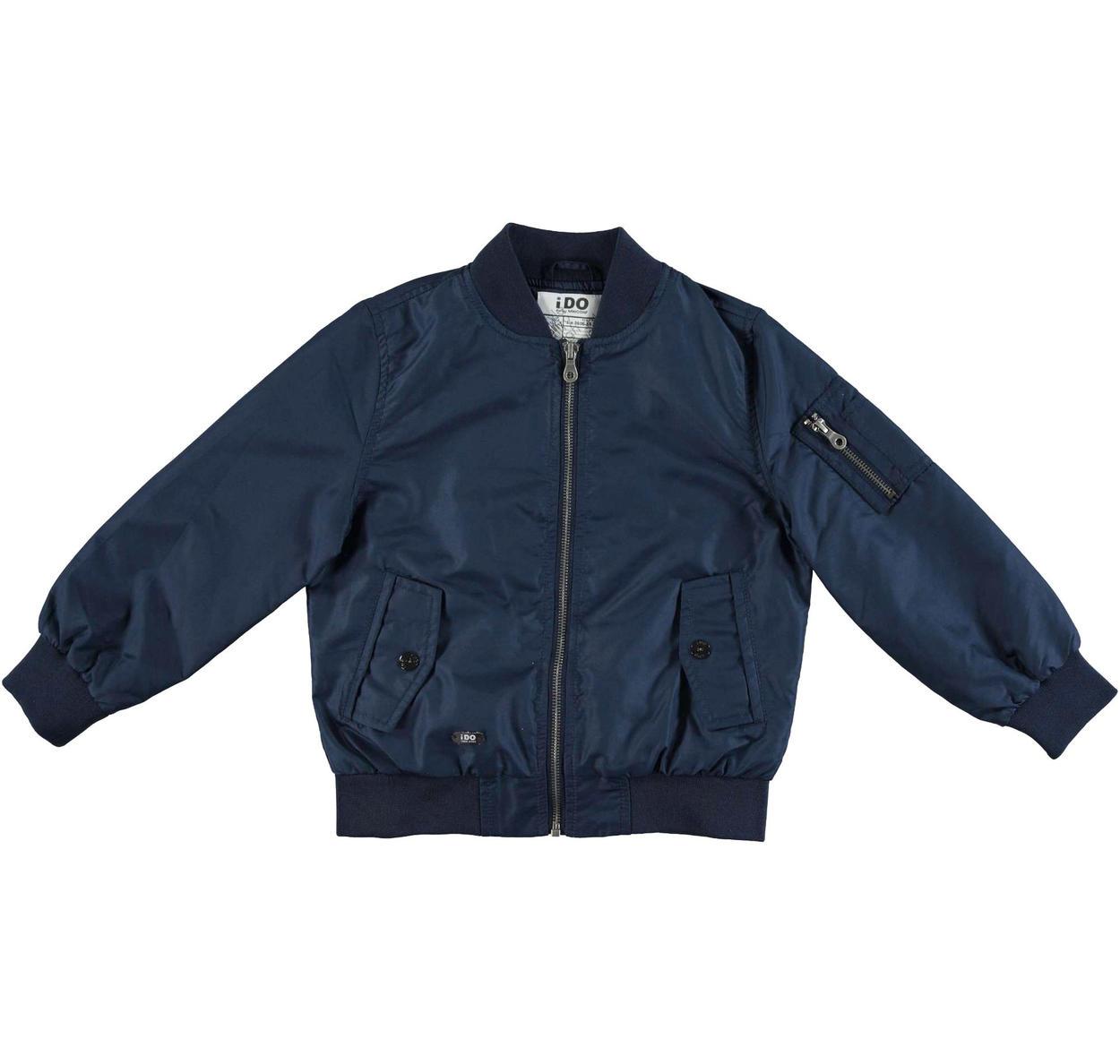 wholesale dealer a272b 0192a Giubbotto modello bomber per bambino da 6 a 16 anni iDO