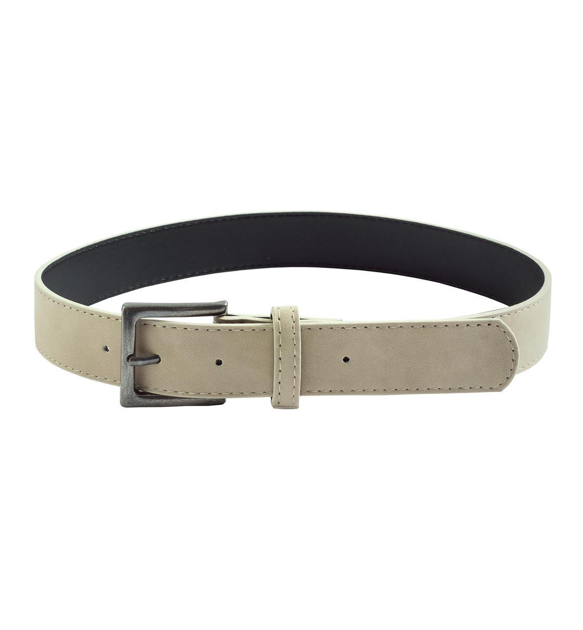 Cintura in ecopelle per bambino da 6 a 16 anni iDO - Accessori ... 51313844bb7f