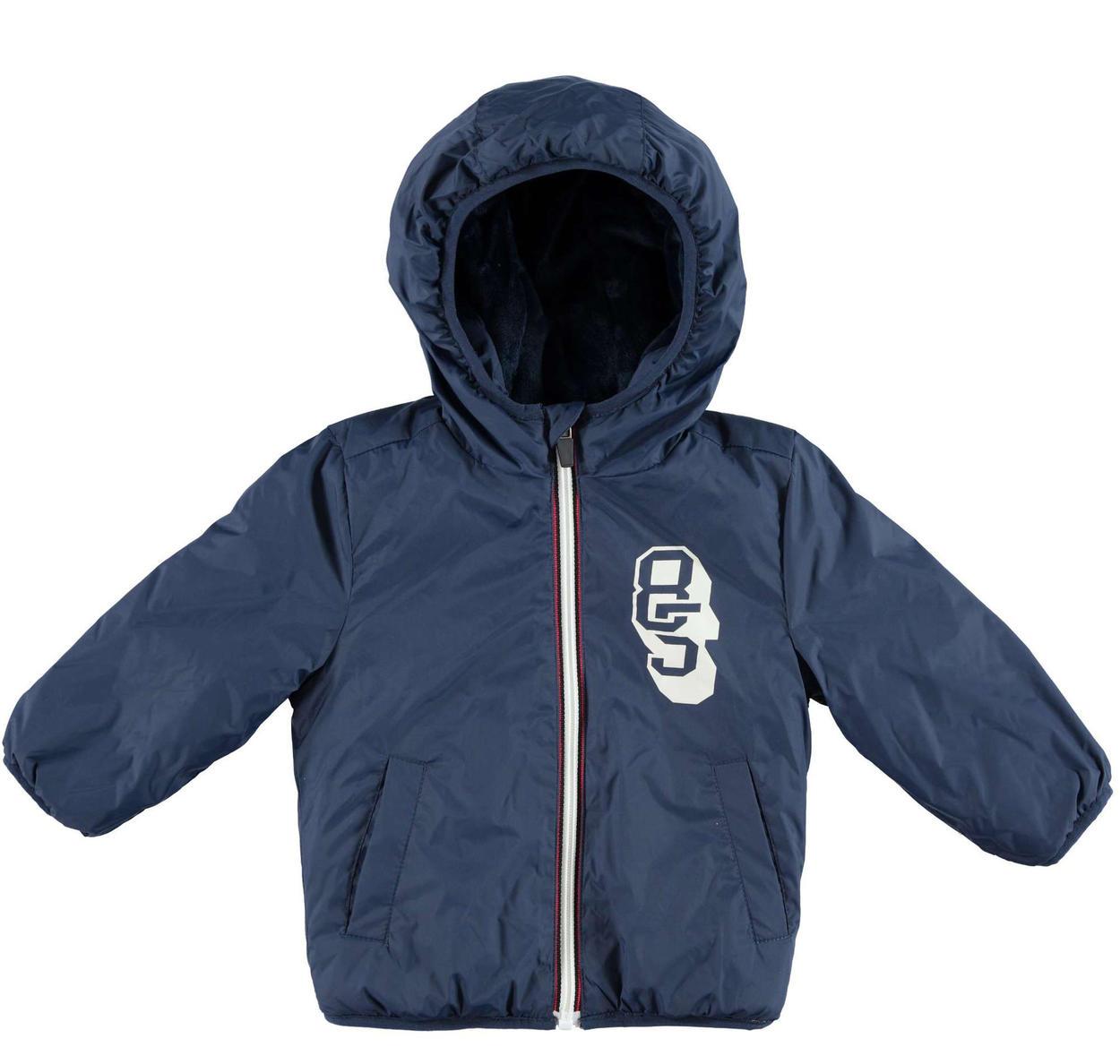 quality design 74cf2 9ccbd Giubbotto invernale foderato in pelliccia ecologica per bambino da 6 mesi a  7 anni iDO
