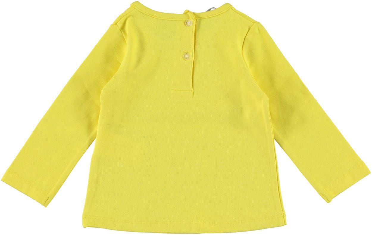 00b1a9b937 Maglietta di cotone a manica lunga con stampa per bambina da 6 mesi a 7  anni Sarabanda