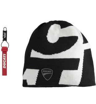 Cappello modello cuffia in tricot