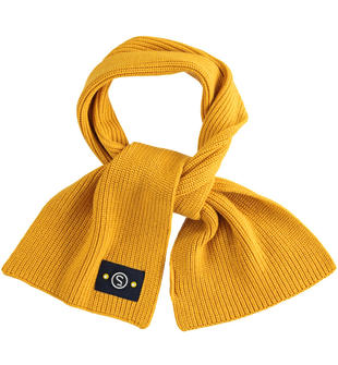 Sciarpa in maglia a coste sarabanda OCRA-1536