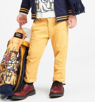 Pantalone in twill sarabanda OCRA-1536