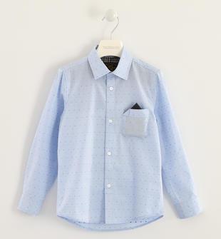 Camicia classica 100% cotone sarabanda AVION-3621