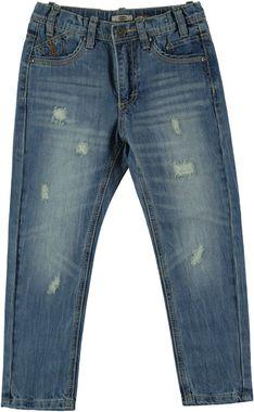 Jeans baggy fit cinque tasche sarabanda