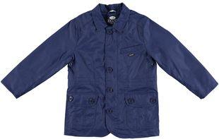 Pratica ed elegante giacca in nylon sarabanda NAVY-3547