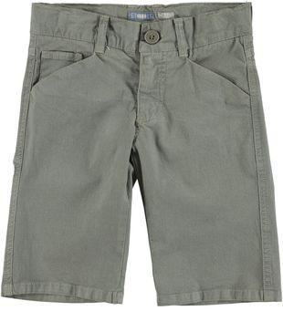 Pantalone corto slim tessuto jacquard sarabanda FANGO-0443