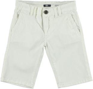 Pantalone in cotone vestibilità slim fit sarabanda