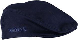 Grazioso cappello modello coppola in cotone sarabanda NAVY - 3547