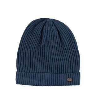 Cappello modello cuffia per bambino sarabanda NAVY - 3657