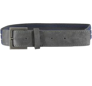 Cintura bambino con nastro elastico sarabanda NAVY - 3854