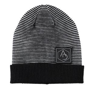 Cappello modello cuffia in tricot per bambino sarabanda NERO-0658