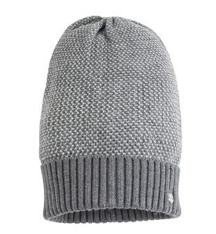 Cappello modello cuffia in tricot misto lurex sarabanda GRIGIO MELANGE-8873