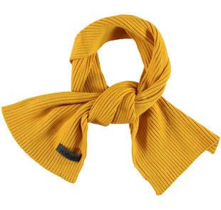 Sciarpa in tricot misto cotone sarabanda OCRA-1536