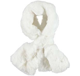 Particolare sciarpa incrociata sarabanda PANNA-0112