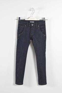 Pantalone denim stretch per bambino sarabanda BLU-7750