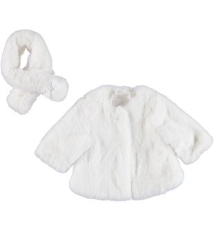 Caldissima ecopellicia per neonata minibanda PANNA - 0112