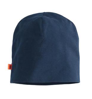 Comodo cappello modello cuffia in jersey ido NAVY-3885