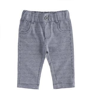 Elegante pantalone per neonato ido NAVY-3885