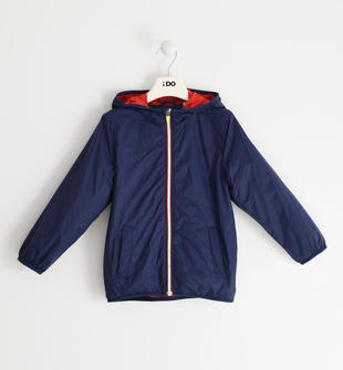 Colorata giacca a vento ido NAVY-3854