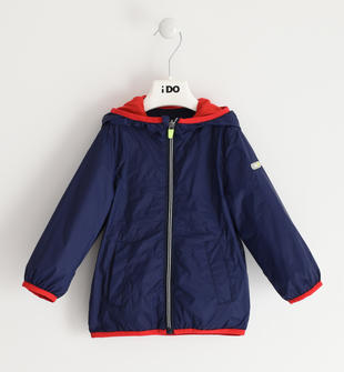 Comoda e colorata giacca a vento ido NAVY-3854