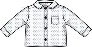 Camicia classica in popeline 100% cotone ido BIANCO-0113
