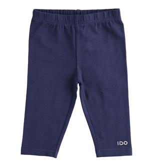 Leggings in jersey modello pescatora ido NAVY-3854
