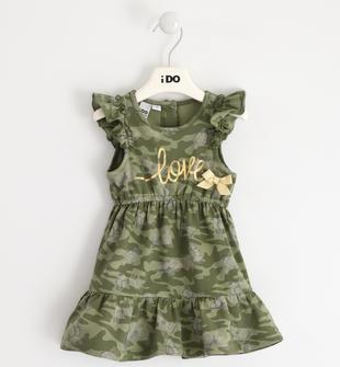Abito fantasia camouflage ido VERDE-VERDE-6MS5
