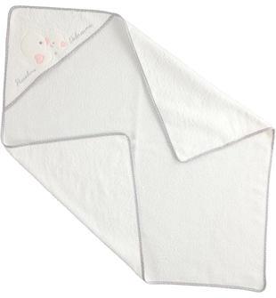 Accappatoio con pulcini 100% cotone ido PANNA-0112