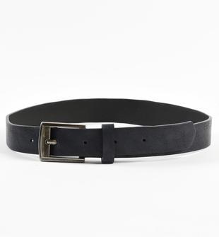 Cintura eco pelle con fibbia ido NAVY-3885