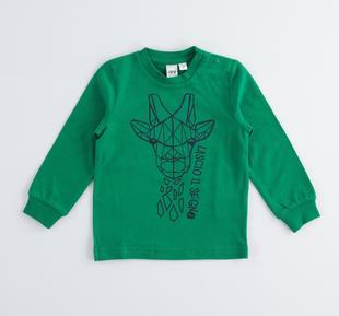 Maglietta jersey 100% cotone