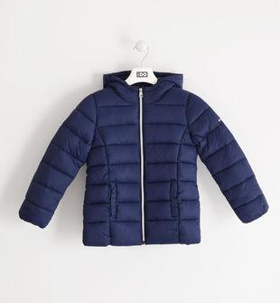 Piumino invernale per bambina ido NAVY-3854