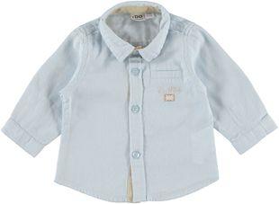 Camicia bianca di cotone ido CIELO-5811