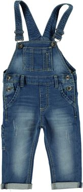 Salopette effetto denim ido STONE WASHED - 7450