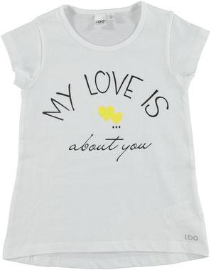 Romantica t-shirt 100% cotone ido