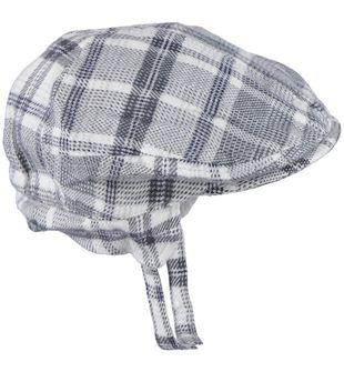 Caldo cappellino modello coppola ido GRIGIO SCURO - 0564