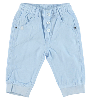 Pantalone in vellutto 100% cotone ido SKY - 5818